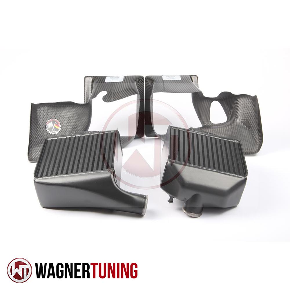 Wagner Tuning Audi S4 B5 2.7 Bi-Turbo Performance Intercooler Kit - 200001006