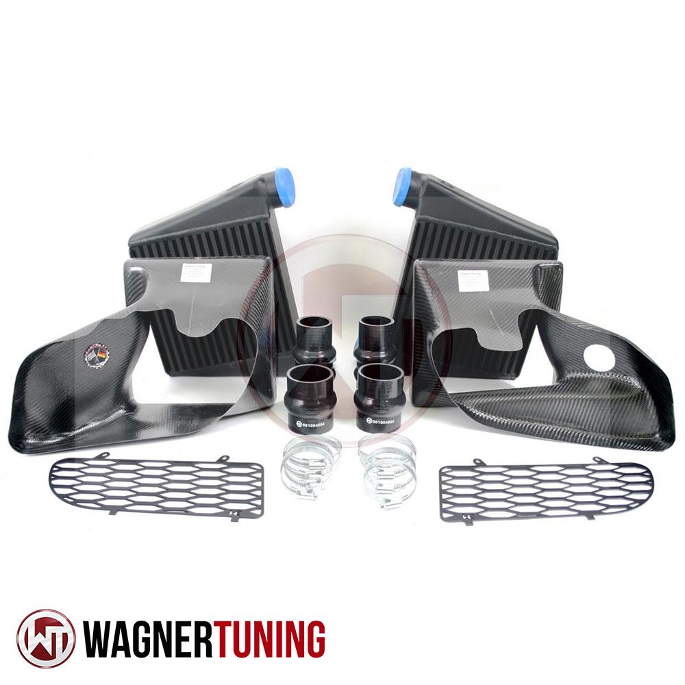 Wagner Tuning Audi RS4 B5 Quattro 2.7 Bi-Turbo (2000-2002) Performance Intercooler Kit - 200001004