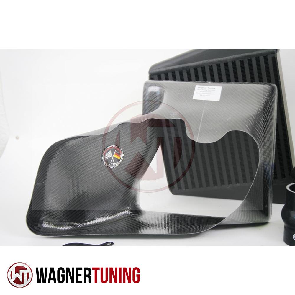 Wagner Tuning Audi RS4 B5 2.7 Bi-Turbo (2000-2002) Performance Intercooler Kit - 200001004
