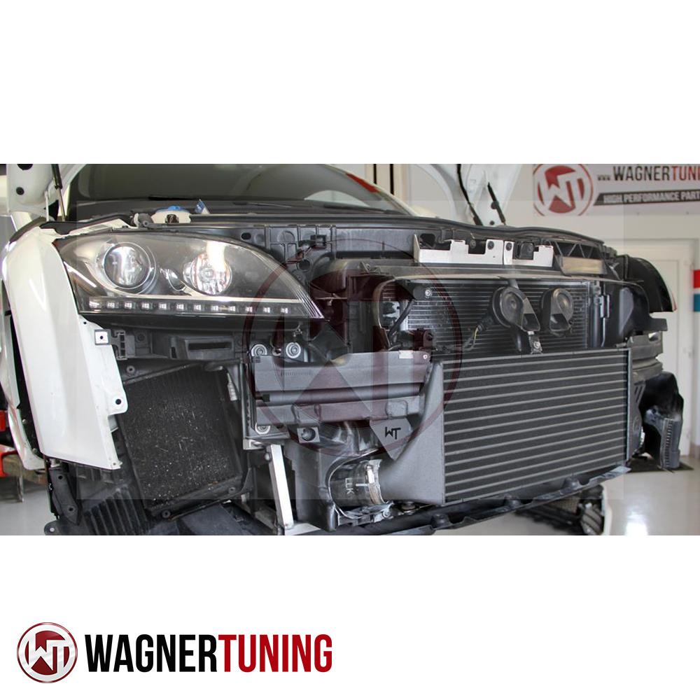 Wagner Tuning Audi TTRS 8J Quattro 2.5 TFSI (2009-2014) EVO2 Competition Intercooler Kit - 200001024