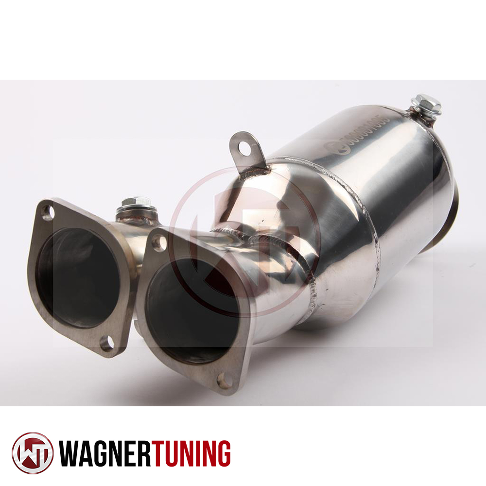 Wagner Tuning BMW E82-E93 N55 Catless Downpipe Kit