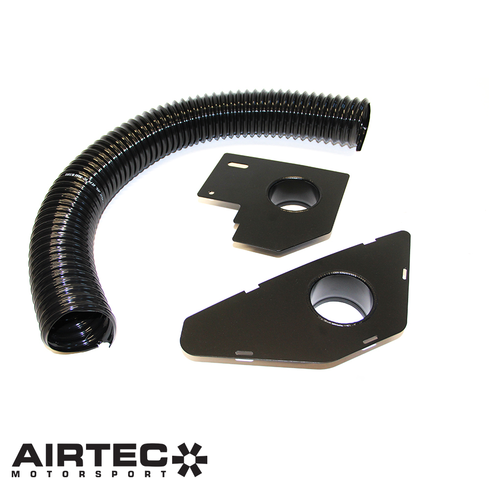 Airtec Motorsport Ford Focus MK2 RS 2.5 Turbo (2009-2010) Group A Cold Air Feed - ATMSFO15