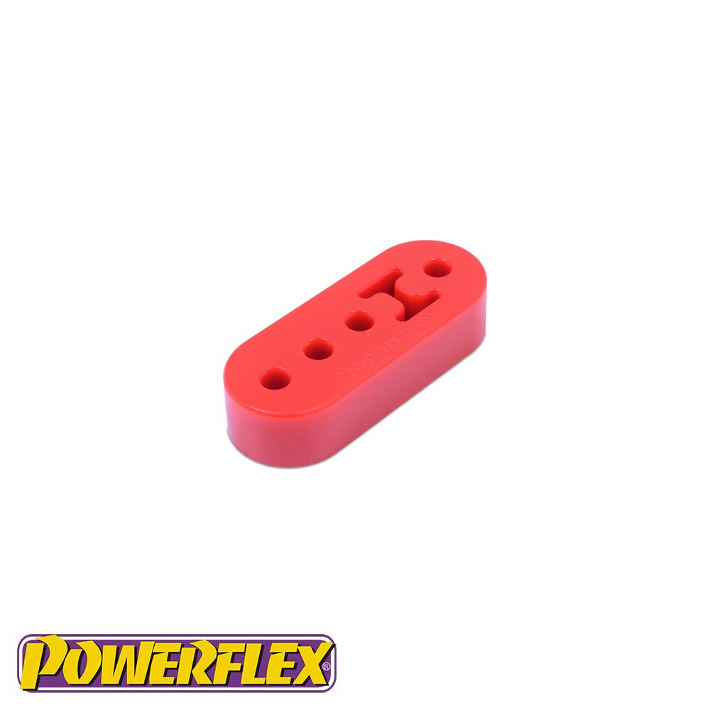 Powerflex Universal Polyurethane Exhaust Mount - EXH011