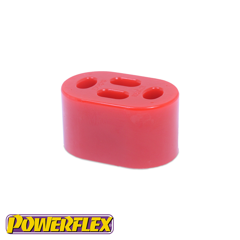 Powerflex Universal Polyurethane Exhaust Mount - EXH019