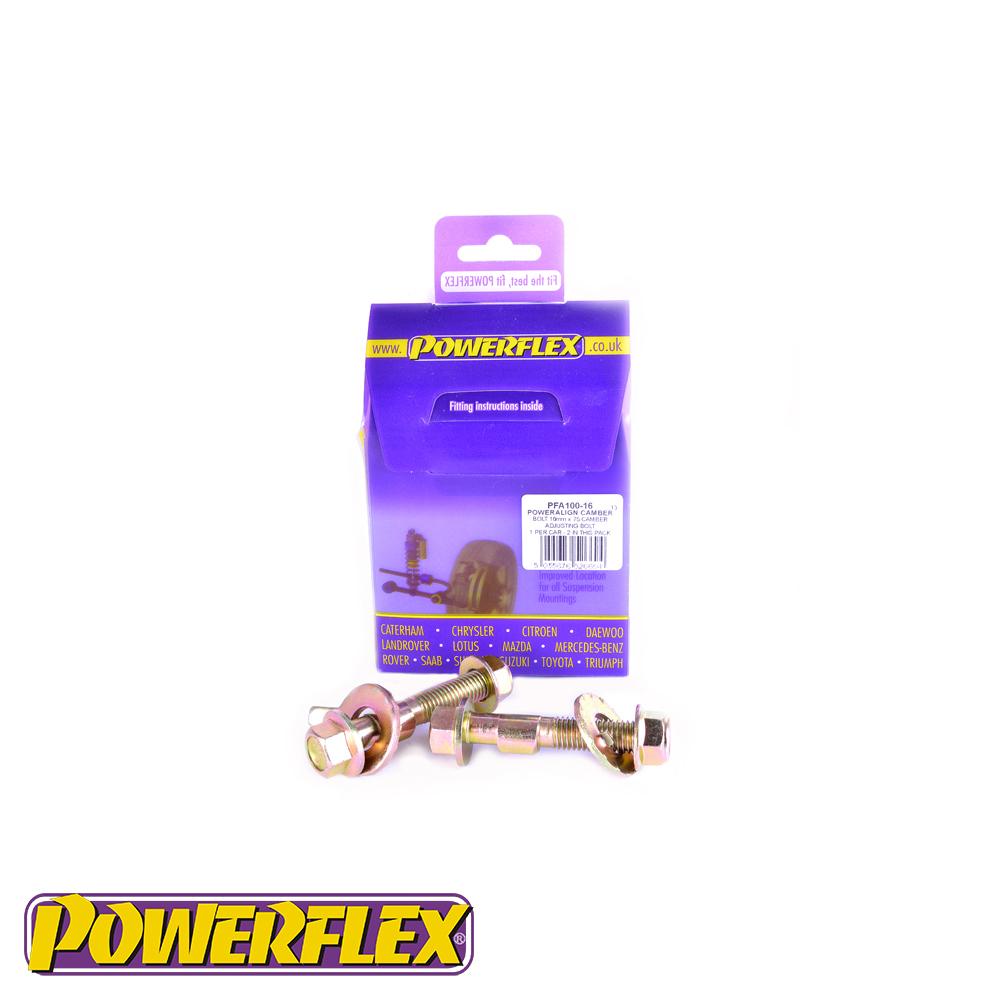 Powerflex Universal PowerAlign Camber Bolt Kit - 16mm - PFA100-16