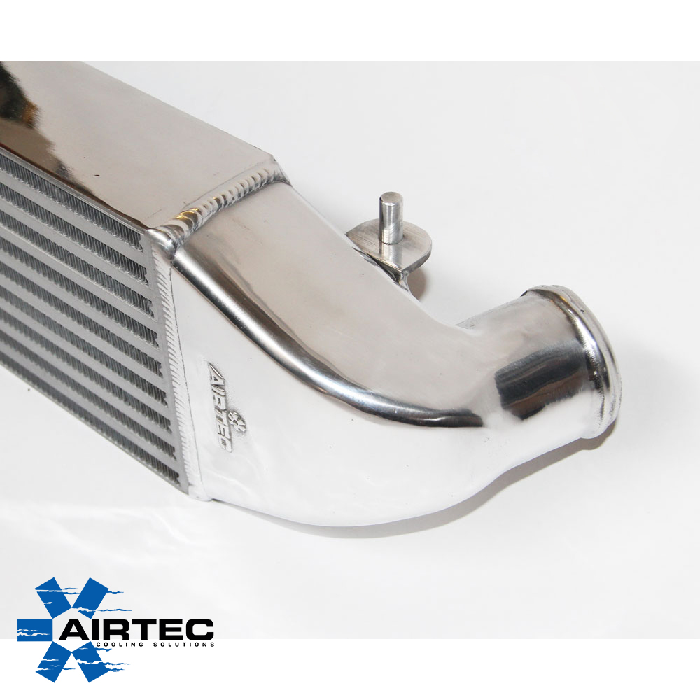 Airtec Ford Fiesta MK7 ST180/ST200 1.6 Turbo EcoBoost (2012-) Stage 1 70mm Core Intercooler Upgrade - ATINTFO25