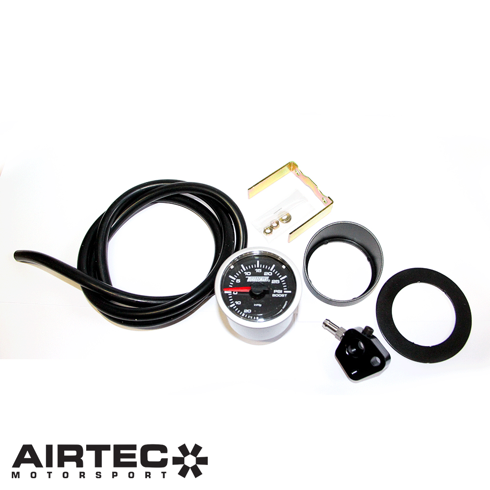 Airtec Motorsport Ford Fiesta MK7 ST180/ST200 1.6 Turbo EcoBoost (2012-) Boost Gauge Kit - ATMSFO23