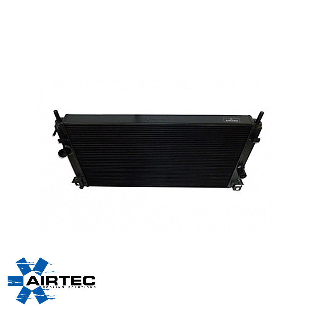 Airtec Ford Focus MK2 RS 2.5 Turbo (2009-2010) 40mm Core Alloy Radiator Upgrade - ATRADFO13RS