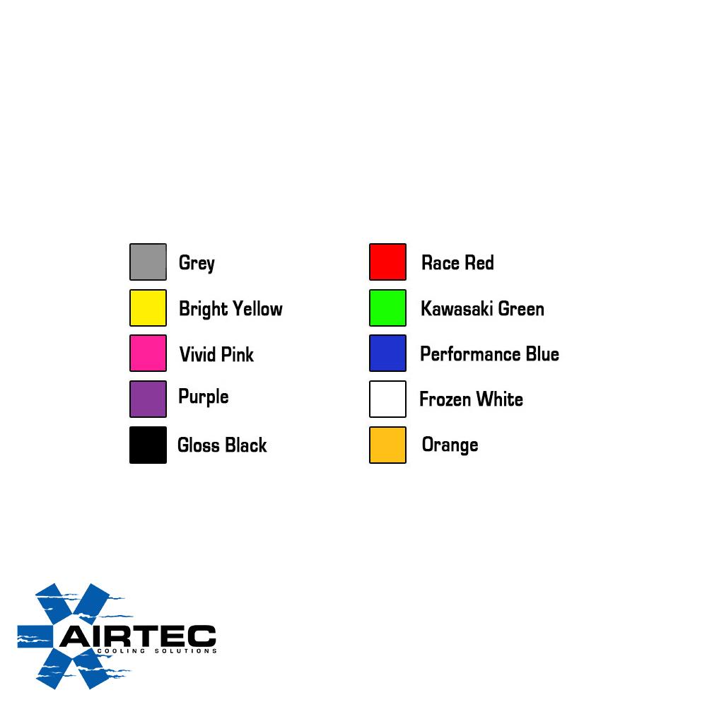 Airtec Colour Options