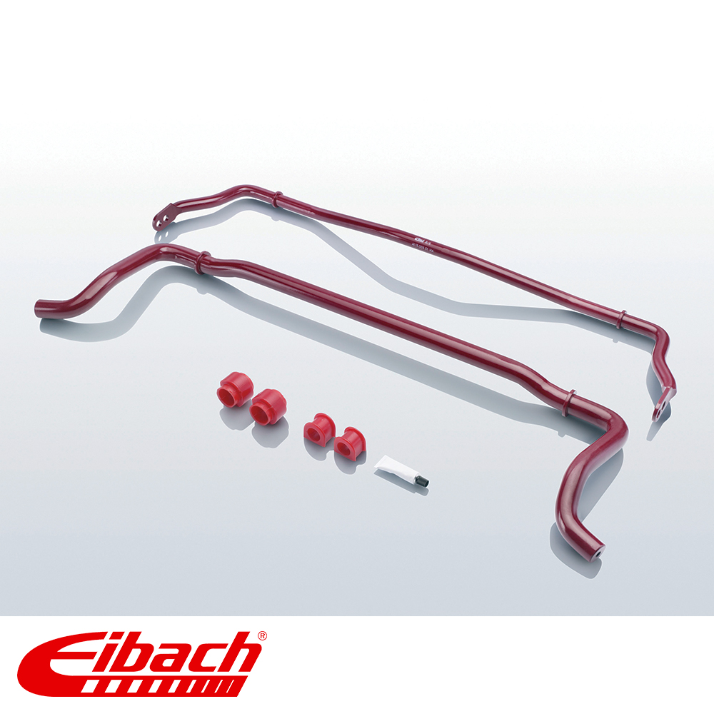 Eibach Audi A3 8L 1.9 TDI (09/1996-05/2003) Anti-Roll Bar Kit - Front & Rear - E40-85-005-01-11