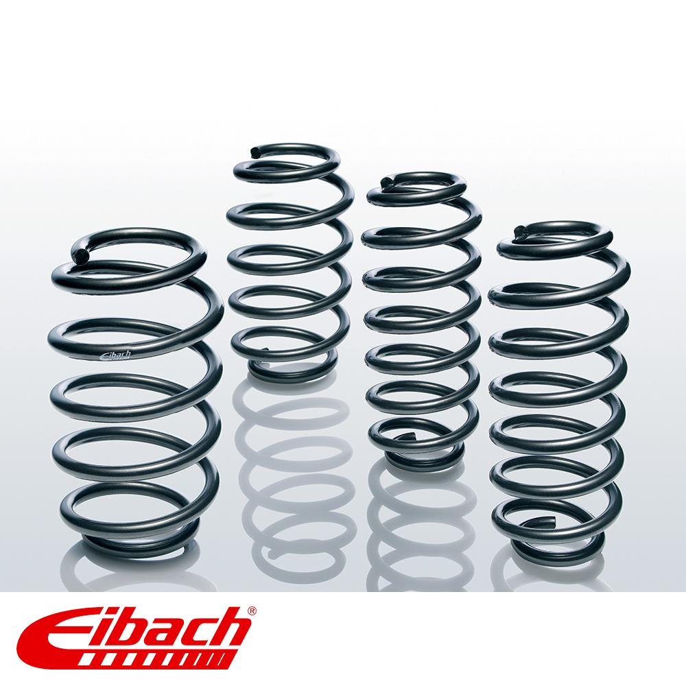 Eibach Audi A1 8X 1.0 TFSI, 1.2 TFSI, 1.4 TFSI (05/2010-) Pro-Kit Lowering Spring Kit - 20/20mm - E10-15-014-01-22