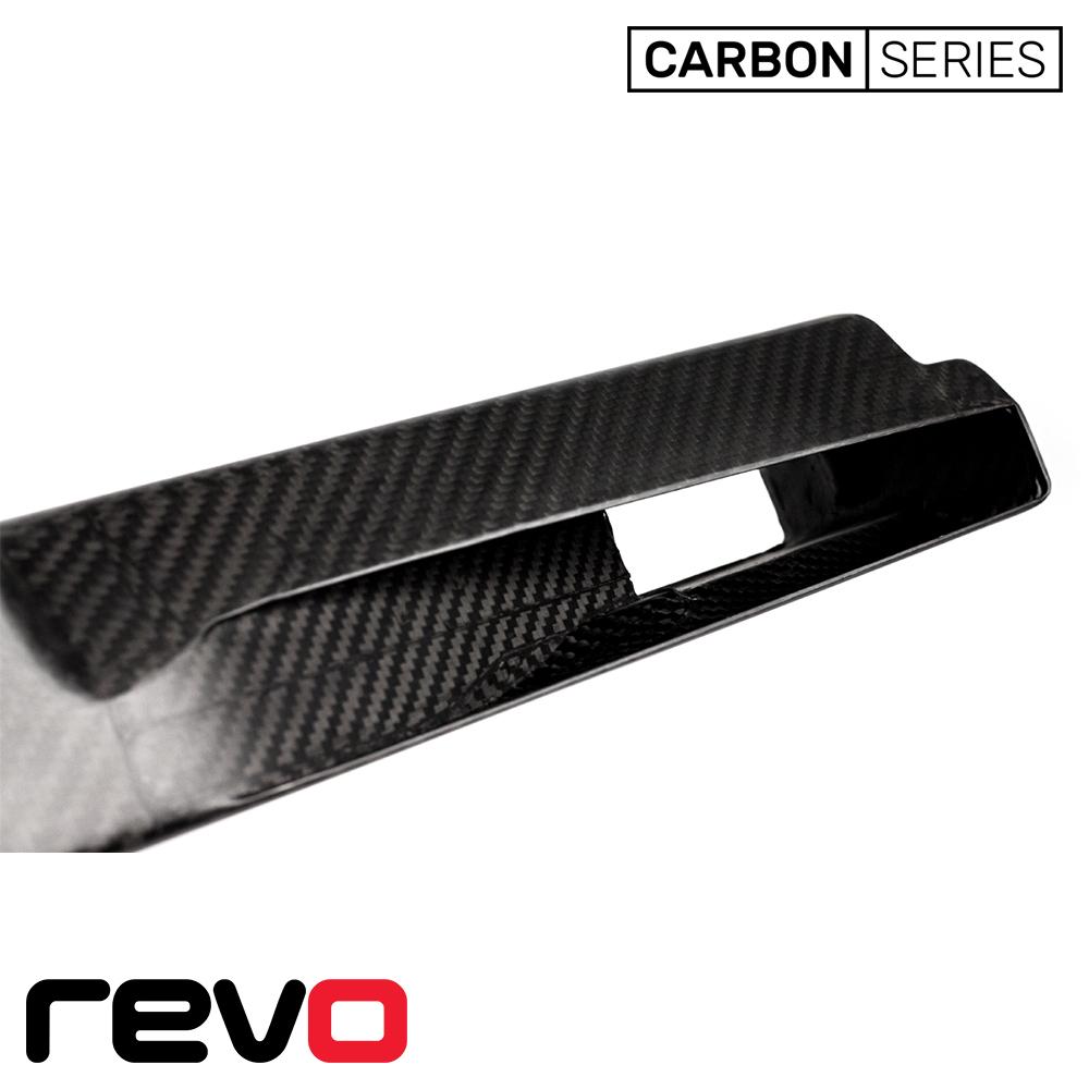 Revo Audi A3 8V 1.8/2.0 TFSI (2012-) Carbon Series Air Scoop - RV581M200200