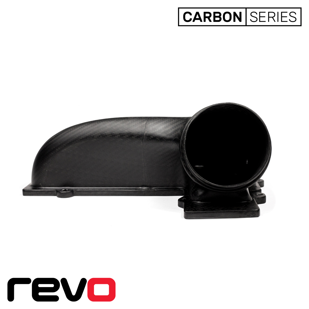 Revo Audi A3 8V 1.8/2.0 TFSI (2012-) Carbon Series Airbox Lid & Turbo Inlet Hose Kit - RV581M200600