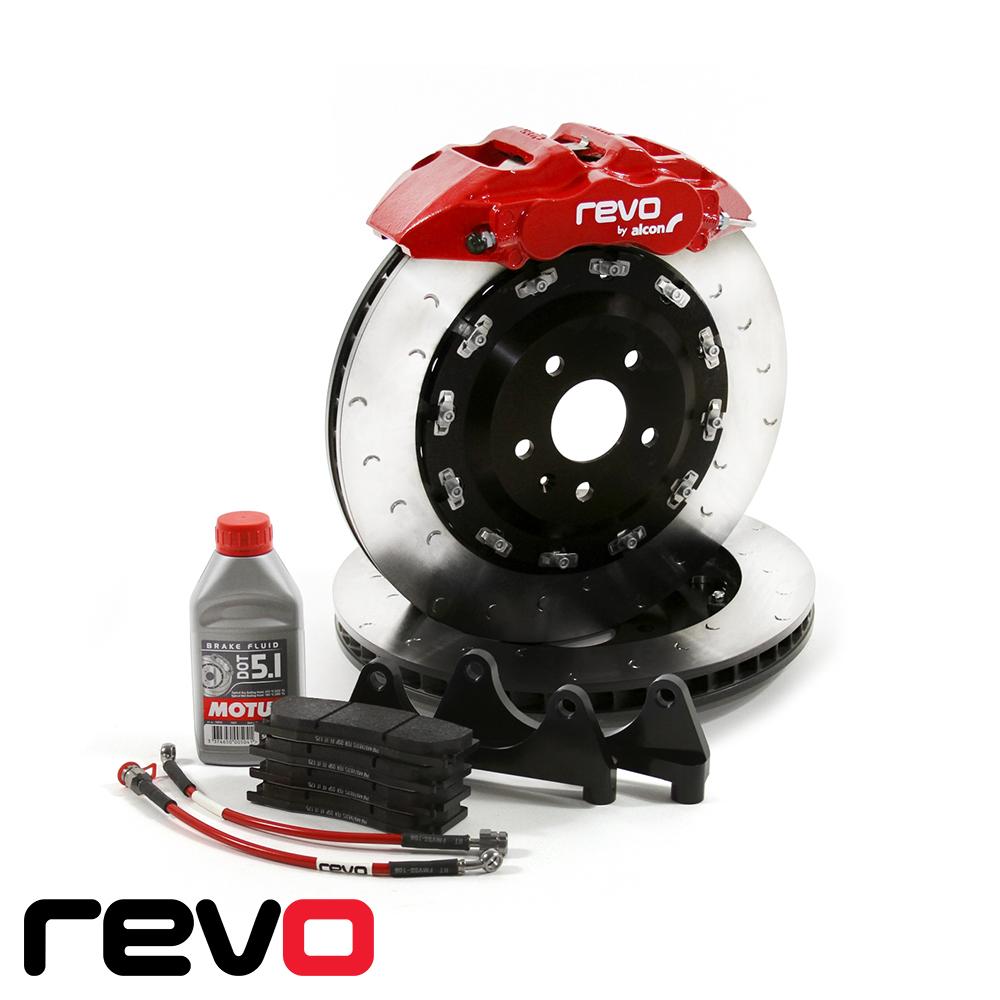 Revo Audi A3 8P (2003-2012) Mono 6 Big Brake Kit - 355 x 32mm - RV501B100800