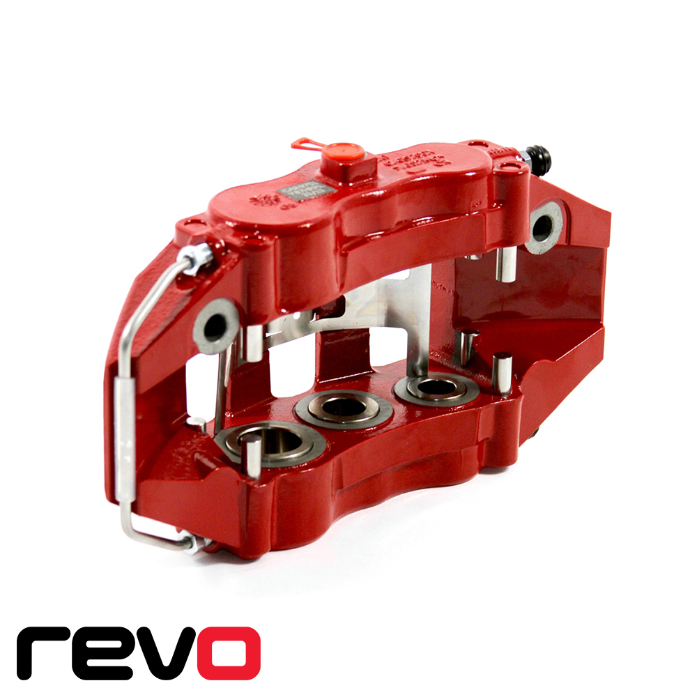 Revo Audi RS3 8V 2.5 TFSI Quattro (2015-) Mono 6 Big Brake Kit - 380 x 32mm - RV581B101300