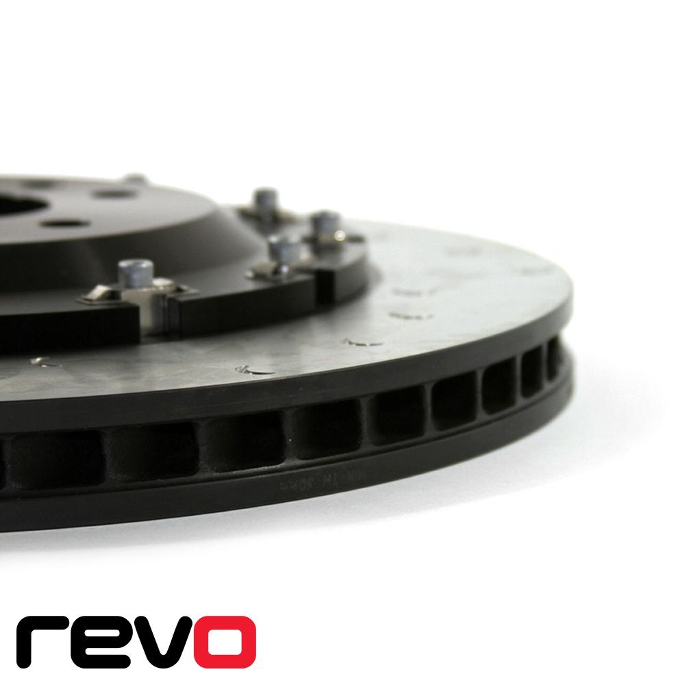 Revo Audi A3 8V (2012-) Mono 6 Big Brake Kit - 355 x 32mm - RV581B101100