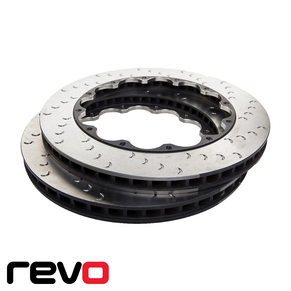 Revo Audi S5 B8.5 3.0 TFSI Quattro (2012-2015) Mono 6 Big Brake Kit - 380 x 32mm - RA201B200700