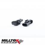 Milltek Sport Audi S3 8V 2.0 TFSI Quattro Sportback (2013-) Valve Delete Modules - SSXAU405