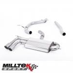 "Milltek Sport Audi A3 8P 2.0 TDI 170 BHP 2WD 3 Door DPF (2008-2012) 2.75"" Particulate Filter Back Exhaust System - SSXAU570"