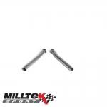 "Milltek Sport Audi RS3 8V Sportback Quattro 2.5 TFSI (2015-2017) 3.00"" Secondary Cat Bypass - SSXAU588"
