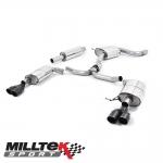 """Milltek Sport Seat Leon 5F ST Cupra 280-290PS 2.0 TSI (2015-) 3.00"""" Cat Back Exhaust System - SSXSE171"""