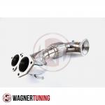 Wagner Tuning Audi RS3 8P Quattro 2.5 TFSI (2011-2013)/Audi TTRS 8J Quattro 2.5 TFSI (2009-2014) De-Cat Performance Downpipe - 5001005