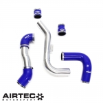 "Airtec Motorsport Ford Focus MK2 RS 2.5 Turbo (2009-2010) 2.5"" Boost Pipe Upgrade Kit With Alloy Cold Side - ATMSFO55"