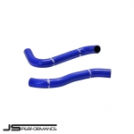 JS Performance Ford Fiesta MK6 ST150 (2005-2008) Silicone Coolant Hose Kit - JSCAFO047