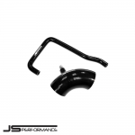 JS Performance Ford Fiesta MK6 ST150 (2005-2008) Silicone Induction Hose Kit - JSCAFO048