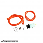 JS Performance Ford Fiesta MK6 ST150 (2005-2008) Power Steering Relocation Kit - JSCAFO049