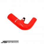 JS Performance Ford Fiesta MK7 1.0 Turbo EcoBoost 100/125/140 BHP (2013-) Silicone Secondary Induction Hose Kit - JSCAFO053
