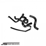 JS Performance Ford Focus MK1 RS 2.0 Turbo (2002-2003) Silicone Coolant Hose Kit - JSCAFO067