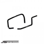 JS Performance Ford Focus MK1 RS 2.0 Turbo (2002-2003) Silicone Heater Hose Kit - JSCAFO068