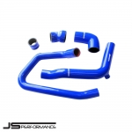 JS Performance Vauxhall Astra G GSI 2.0 Turbo (1998-2004) Silicone Boost & Induction Hose Kit - With Dump Valve Spout - JSCAVA007