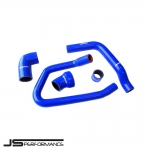 JS Performance Vauxhall Astra G GSI 2.0 Turbo (1998-2004) Silicone Boost & Induction Hose Kit - Without Dump Valve Spout - JSCAVA008