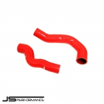 JS Performance Vauxhall Astra H 1.9 CDTI/888 (2005-2009) Silicone Boost Hose Kit - JSCAVA014