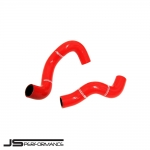 JS Performance Vauxhall Astra H 1.9 CDTI/888 (2005-2009) Silicone Coolant Hose Kit - JSCAVA015