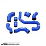 JS Performance Vauxhall Astra H VXR 2.0 Turbo (2005-2010) Silicone Boost Hose Kit - Without Dump Valve Spout - JSCAVA020