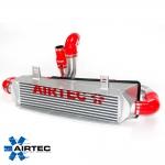 Airtec Renault Clio 200 EDC 1.6 Turbo (2013-) 60mm Core Intercooler Upgrade Kit - ATINTREN5