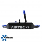 Airtec Vauxhall Corsa E VXR 1.6 Turbo (2014-) Stage 2 80mm Core Intercooler Upgrade Kit - ATINTVAUX10