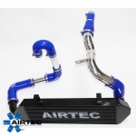 Airtec Vauxhall Astra H 1.9 CDTI (2004-2010) 60mm Core Intercooler Upgrade Kit - ATINTVAUX2