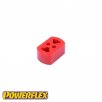 Powerflex Universal Polyurethane Exhaust Mount - EXH001