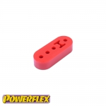 Powerflex Universal Polyurethane Exhaust Mount - EXH011