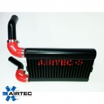 Airtec Ford Fiesta MK7 1.0 Turbo EcoBoost 100/125/140 BHP (2013-) Stage 1 50mm Core Intercooler Upgrade Kit - ATINTFO35