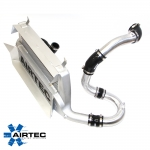 Airtec Honda Civic FK2 Type R (2015-) 60/100mm Stepped Core Intercooler Upgrade Kit With Big Boost Pipe Kit - ATINTHON02