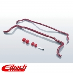 Eibach Audi A3 8VS Saloon 1.0 TFSI, 1.2 TFSI, 1.4 TFSI, 1.8 TFSI, 2.0 TFSI, 1.6 TDI, 2.0 TDI With Torsion Beam Rear Suspension (05/2013-) Anti-Roll Bar Kit - Front & Rear - E40-15-021-03-11