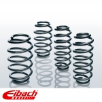 Eibach Audi A3 8VA Sportback Quattro 2.0 TDI With S-Line Suspension (10/2012-) Pro-Kit Lowering Spring Kit - 20/10mm - E10-15-021-13-22