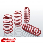 Eibach Audi A3 8V 1.8 TFSI, 2.0 TFSI, 1.6 TDI, 2.0 TDI Without S-Line Suspension & With Torsion Beam Rear Suspension (04/2012-) Sportline Lowering Spring Kit - 45/35-40mm - E20-15-021-04-22