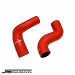 JS Performance Audi TT 8N 1.8 Turbo 180 BHP (1998-2006) Silicone Upper Boost Hose Kit - JSCAAU005