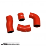 JS Performance Seat Leon 1M Cupra R 1.8 Turbo 225 BHP (2000-2005) Silicone Lower Boost Hose Kit - JSCASE002